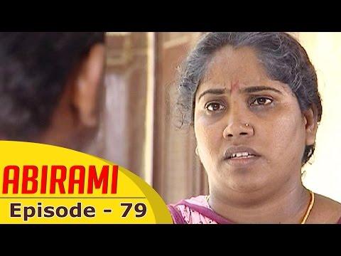 Abirami-feat-Gautami-Epi-79-Tamil-TV-Serial-22-10-2015