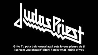 Judas Priest - Cheater subtitulado (español - ingles)