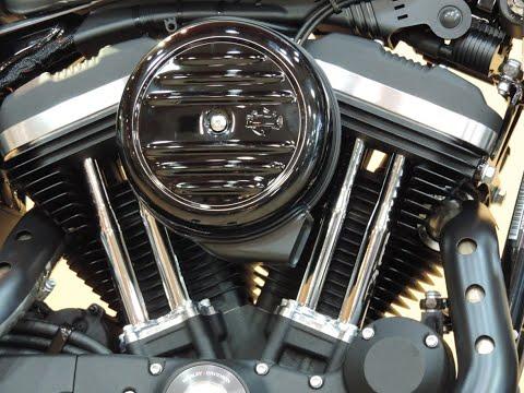 2020 Harley-Davidson Sportster XL883N Iron 883N