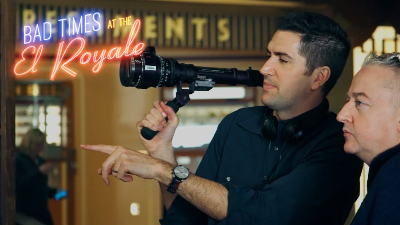 Bad Times at the El Royale - Behind The Scenes