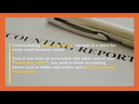 Accounting Basics Training Course - YouTube