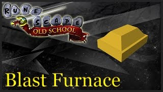 gold bars blast furnace osrs free online videos best movies tv