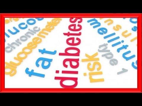 Análisis que haya que entregar el diagnóstico de la diabetes tipo 2