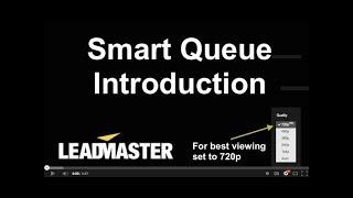 LeadMaster video