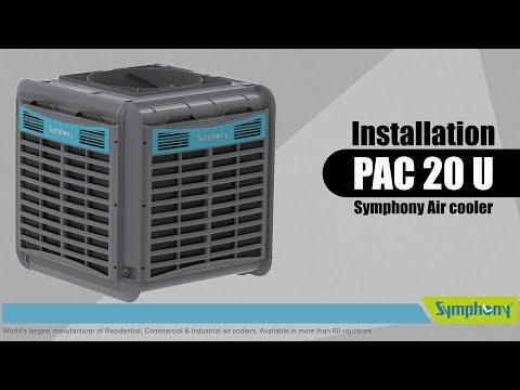 PAC 20U Symphony Air Cooler