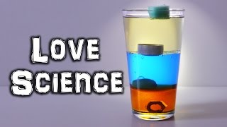 Denser Than You Think - Science Experiment