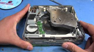 TWB #5 | Let's fix it! Jammed In-dash Ford 6 CD Changer Repair