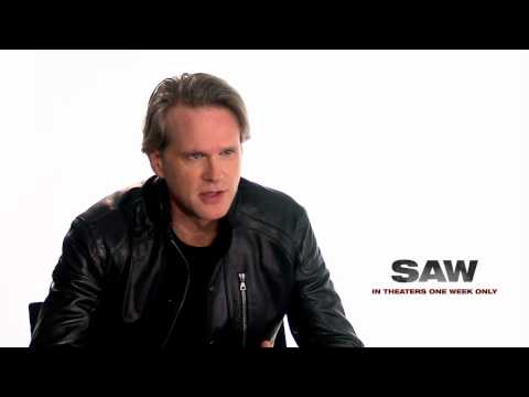 SAW 10th Anniversary Cary Elwes Interview