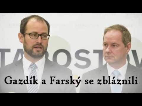 Tomio Okamura: Gazdík a Farský se zbláznili