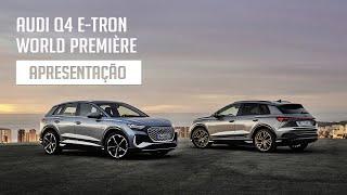 Audi Q4 e-Tron - World Première