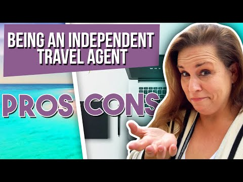 , title : 'Pros and Cons of Working As An Independent Travel Agent (To Be Independent Or Not To Be)