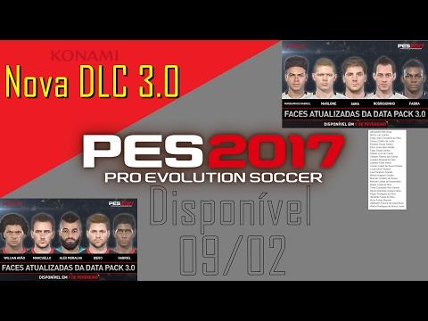 Pro Evolution Soccer 2017 DLC 3.0 Algumas Notícias, Confira.