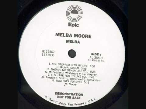2 Step - Melba Moore - It's Hard Not To Like You