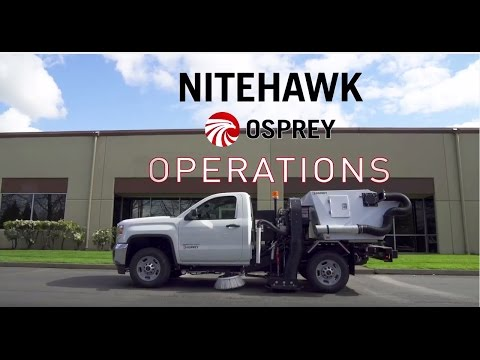 Osprey Operations and Functionality