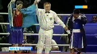 Бекзат Саттарханов – қазақтың бокс тарихындағы тұңғыш Олимпиада чемпионы