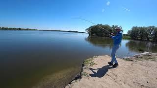Места для рыбалки в ростове на дону
