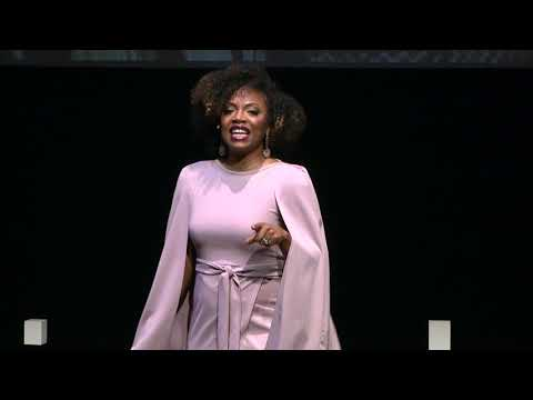 Blackness is a Superpower | Donja Thomas | TEDxKingLincolnBronzeville