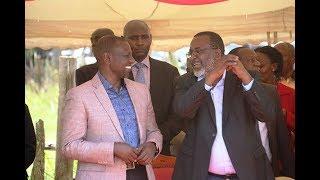 Ruto: I'll name those bullying me - VIDEO