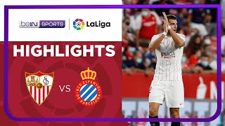 Sevilla 2-0 Espanyol Pekan 7
