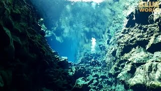 Diving Silfra Iceland | JONATHAN BIRD'S BLUE WORLD