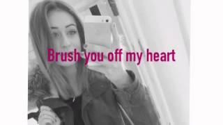 Ebony Day - Brush you off my heart