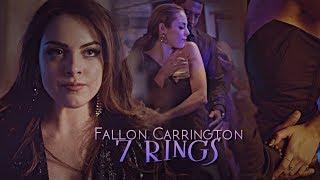 Fallon Carrington | 7 rings