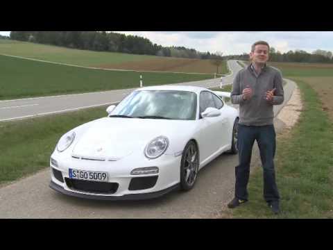 Porsche GT3 driven - by Autocar.co.uk