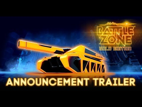 Battlezone: Gold Edition - Announcement Trailer | PC, Nintendo Switch, PS4, Xbox One thumbnail