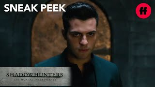 Shadowhunters | Season 1, Episode 3 Sneak Peek: Simon Pleads with Raphael