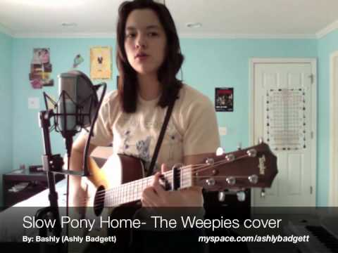 Slow Pony Home chords & lyrics - The Weepies