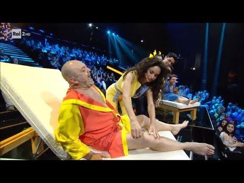 Cerotti cinesi con osteoartrosi del ginocchio