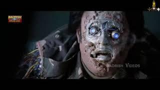 Robo Movie Vasikaran Dismantles Chitti __ Rajinika