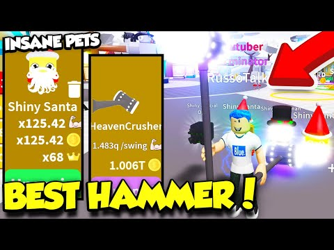 GETTING THE BEST SABER, BEST AURA, AND INSANE CHRISTMAS PETS IN SABER SIMULATOR UPDATE! (Roblox)