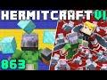 Hermitcraft VI 863 Scamming Tango & IDEA's First Diamonds!