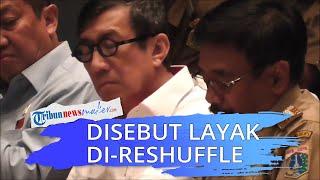 Disebut Jadi Menteri Paling Layak Di-reshuffle, Yasonna Laoly Akhirnya Angkat Bicara