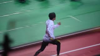180820 아육대 Stray Kids 400m 계주 fancam