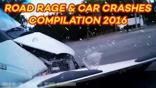 Road Rage & Car Crash video Compilation October 2015 [Part 2]