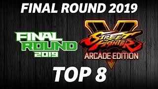 FINAL ROUND 2019 ► SFV, TOP 8, GRAND FINALS, MOMOCHI, PUNK, JOHNNY, XIAN, CJ, TAMPA, BRIANF, OILKING