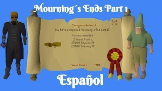 [OSRS] Mourning´s Ends Part 1 (Español)