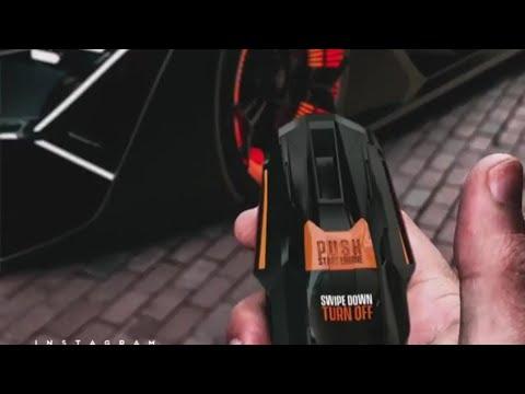 Lamborghini Terzo Millennio Concept key