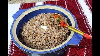 How To Make Buckwheat/Kasha/My Grandmothers Recipe.