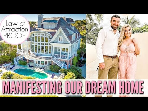 HOW I MANIFESTED MY DREAM HOUSE | LAW OF ATTRACTION | ENTREPRENEUR