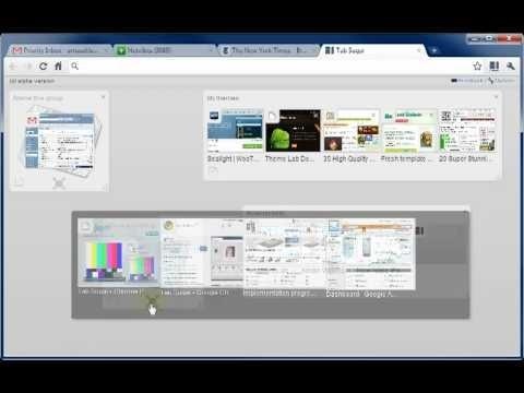 Tab Sugar Brings Panorama-Like Tab Management In Chrome