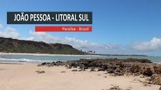 Conheça o litoral sul de João Pessoa