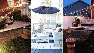 10 Simple Backyard Deck Ideas