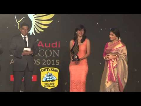Vidya Balan, Actor - Audi RITZ Icon Awards 2015
