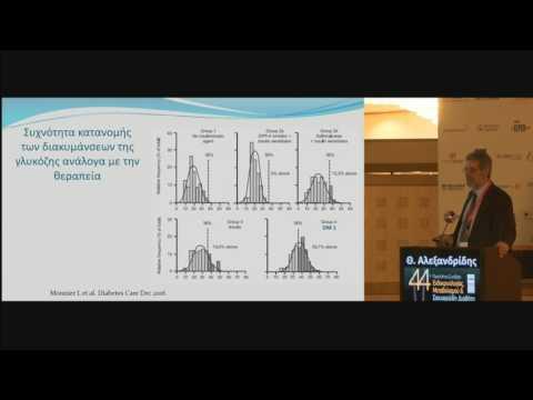 Αλεξανδρίδης Θεόδωρος - Εισαγωγή Διαχείριση ασθενών με σακχαρώδη διαβήτη τύπου 2 στην Ελλάδα