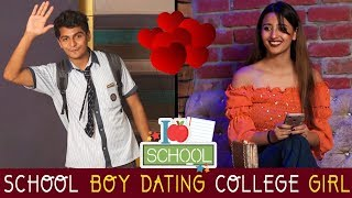 SCHOOL BOY DATING COLLEGE GIRL || BLIND DATE || NISHANT CHATURVEDI