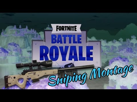Fortnite | Battle Royale | Sniping Montage | Funny Moments