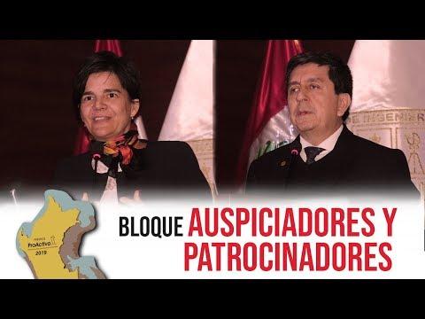#PremiosProActivo 2019 | Bloque Auspiciadores y Patrocinadores